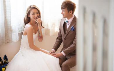 【大视觉摄影】韩式主题——两个人的幸福