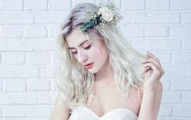 莉莉造型 婚礼跟妆 总监化妆师
