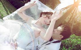 西安唯美系摄影师JOJO婚礼跟拍
