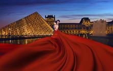 穿着婚纱去旅行—【法国巴黎】