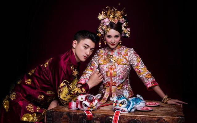奎妮·中国风 ·佳偶喜事