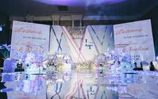 【香格里拉C厅】现代时尚简约—臻尚婚礼