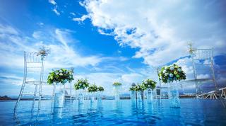 天空之城婚礼只需8999元