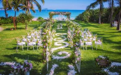 三亚唯町秀婚礼 精灵花园