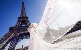 婚游记 法国巴黎 婚纱摄影一日经典套系