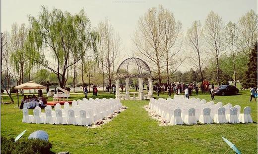 Eros婚礼--唯爱主题草坪婚礼