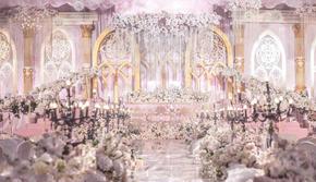 【艾薇亭婚礼】艾薇亭高定设计全场婚礼套系