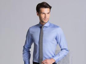 【男士礼服】110纱支优质天山棉定制衬衫