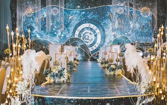 【典酷创意策划】18年全新爆款-静谧蓝-《星愿》