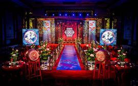 花样年华婚礼策划-【中式婚礼-荷】