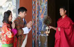 不丹海外婚礼2,乐惟海外婚礼重庆店