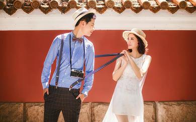 【KAMI VISON】Mr.杨&Miss.孙
