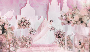 [爱谛婚礼制造]时光城堡