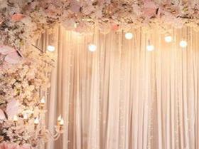 优米  桃之妖妖  我们是套系定制专家 梦幻婚礼布置