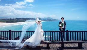 【特惠】海景(成品包邮+接机)3999拍婚照
