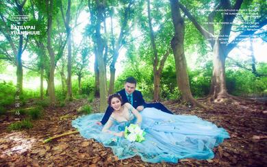 榕树下·凝瞬婚纱摄影-客照分享