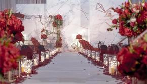 【艾尚妮婚礼-玫瑰之约】红火、热闹、浪漫