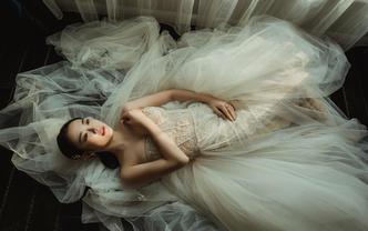 冯子玲新娘造型—首席造型师福州市区半日唯美跟妆