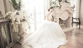 婚礼一站式套餐❤婚礼跟妆+婚纱+秀禾服+伴娘服