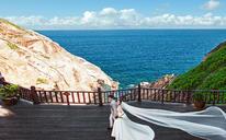 时尚经典全球旅拍--时尚海景婚纱照