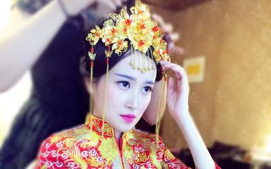 【米亞】4月妆纱套餐奢华秀禾试妆实拍