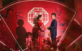 新中式婚礼--君心●我心