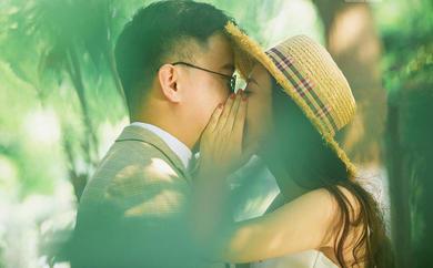 那回忆——长沙锋上摄影外景婚纱照客片