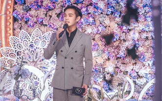 司仪李志+音乐助理+执行督导+新娘秘书 4人团队