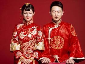 韵味中式礼服