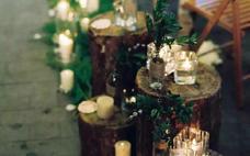 初心【悠悠花嫁】一场以叶材为主打的精致小型婚礼