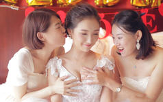 #暗黑者2#蔺水净&张姗姗《平凡之路》婚礼集锦