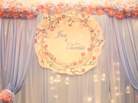 优米   淡蓝星空的婚礼套系