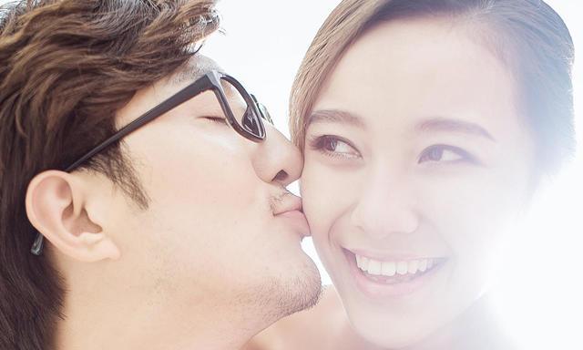 韩式小清新简约婚纱照人气风格