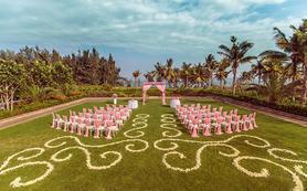 草坪婚礼套餐
