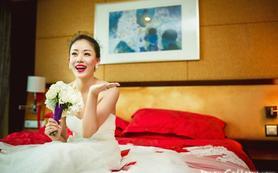 总监新娘跟妆+总监婚礼跟拍  特价套餐