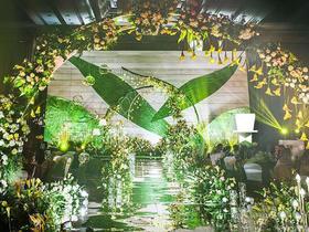 【夭蕊婚礼】人气推荐森系婚礼系列之《森爱》