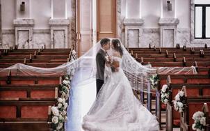 双机位婚礼录像  妙象视觉婚礼电影工作室