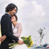 ❤结婚季❤送鲜花造型>10服10造+衬衣+戒指