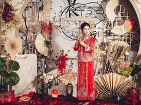 花涧风雅颂之小雅+中式主题婚礼