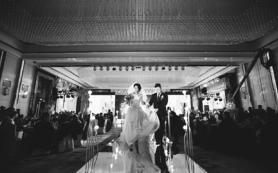 婚礼摄影双机位