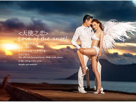 环球旅拍-马来西亚性感婚纱照