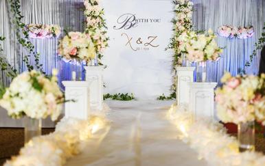 【时光.印记】爱的誓言主题婚礼赠送婚礼人员