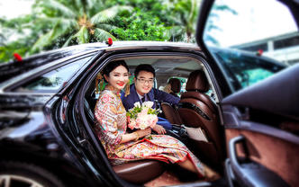 婚礼摄像,首席摄像师单机位全天拍摄