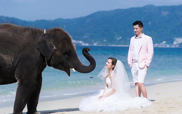 望族客照欣赏:普吉岛旅拍,爱上你的每一个微笑