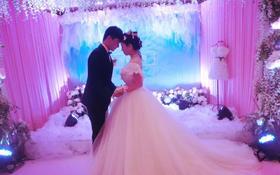 【一鹿·婚礼馆】婚礼当天。