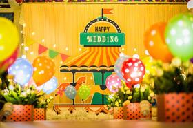 【原色婚礼】 —— 乐园