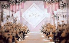 创意主题婚礼   丨几何丨