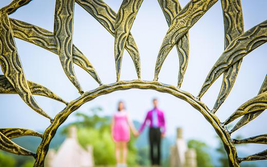 米修首席摄像师上海婚礼双机