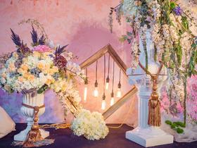 莫奈花园+婚礼鲜花布置
