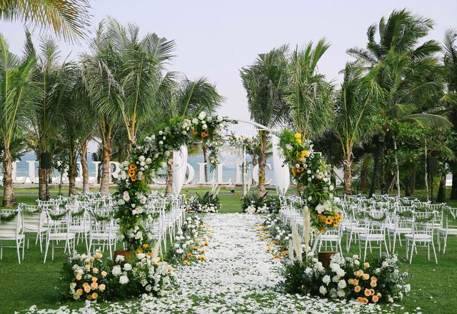 微奢婚礼   一场风花雪月的事
